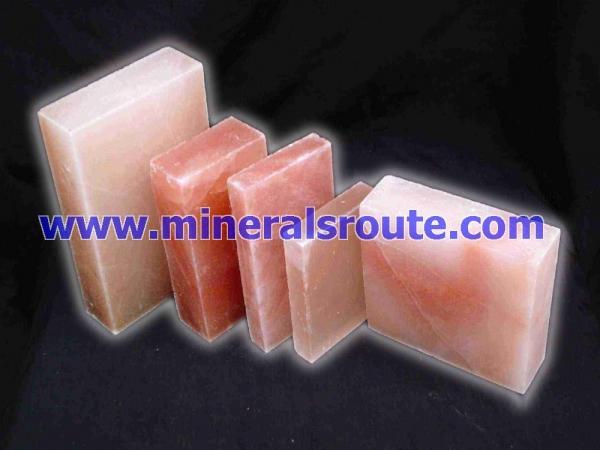Himalayan Salt Tiles and Bricks