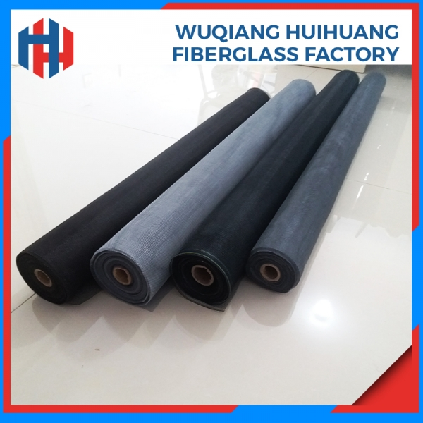 fiberglass insect screen for window and door