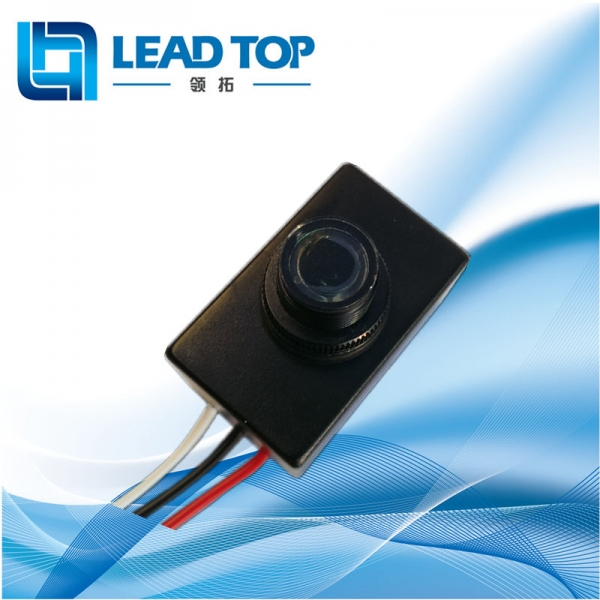 Photoelectric Switch ANSI C136.24 Lighitng Sensor Thermal Wire-In Photo Control (Photocell) UL Approved