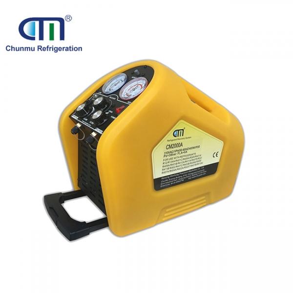 R22 CM2000A Portable refrigerant recovery machine