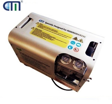 CMEP-OL oil less explosion proof refrigerant recovery machine