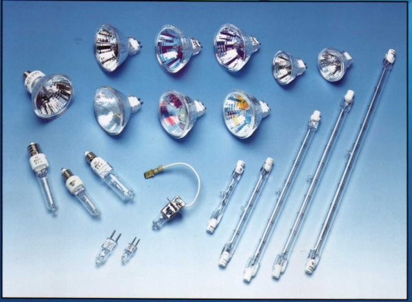 Offer to Sell Tungsten Halogen Lamps