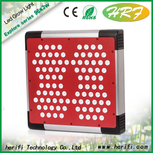 Herifi full spectrum led grow light
