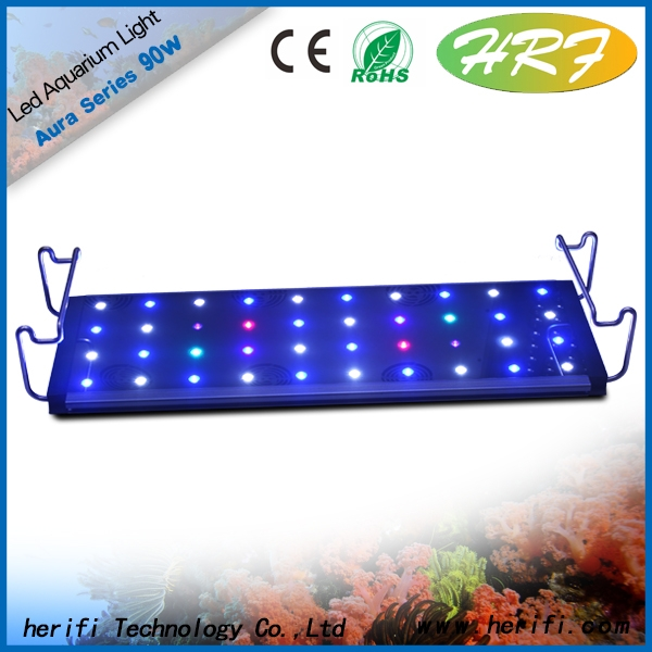 High output led aquarium lights for marine use CREE herifi