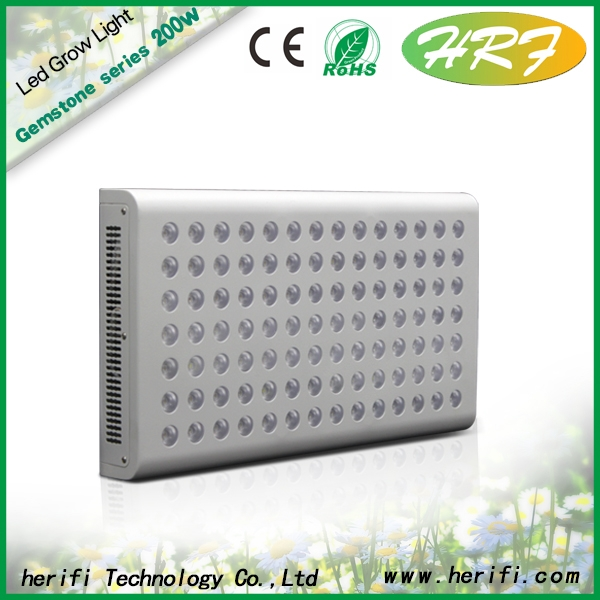 Gemstone Series 98x3w BS001 LED Grow Light