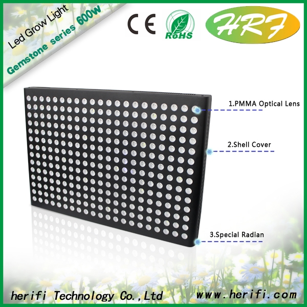 Gemstone Series 294x3w BS003 LED Grow Light