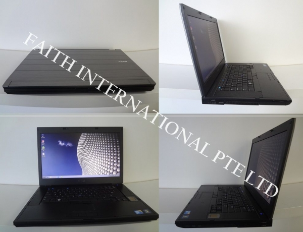 "Dell-Prec.M4500 Mobile Workstation (Core i7 / 15.6"" screen)"