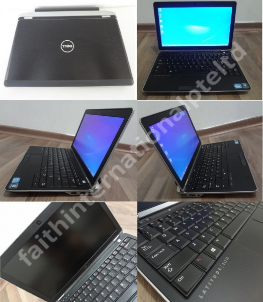Dell-E6230 Laptops (12 inch / Core i5-3rd Gen)