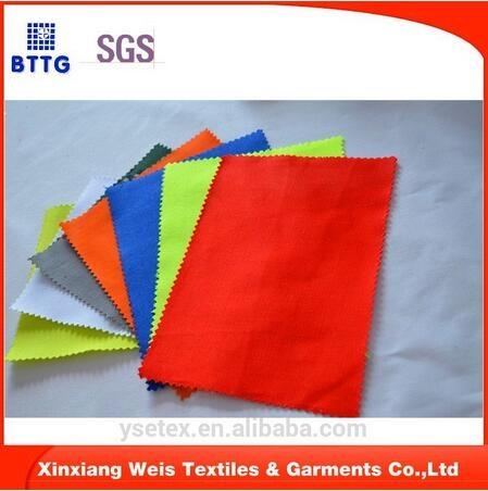 WEIS FR 100% Cotton Flame Retardant Fabric for Safety/Protective workwear