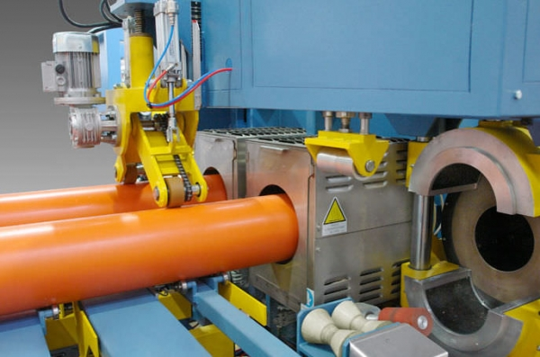 FLOWEX - Twin Screw PVC Pipe Plant