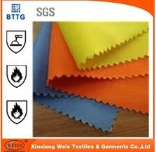 anti-static and fire proof fabrics