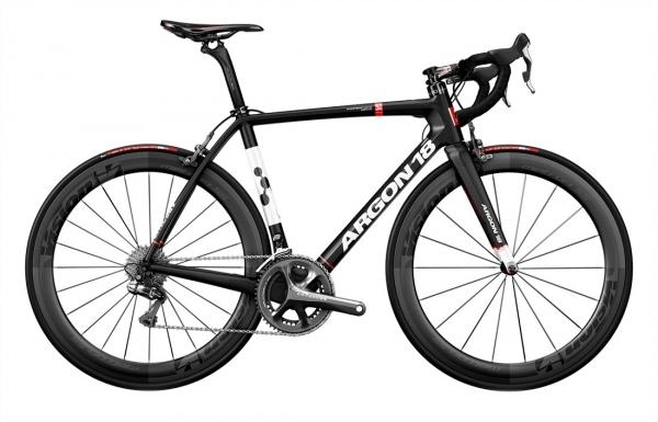 2016 Argon 18 Gallium 105 Bike