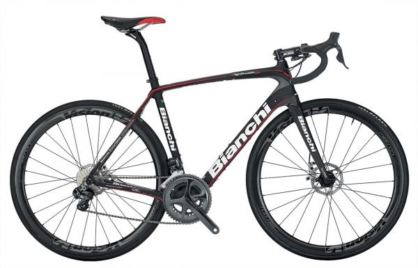 2016 Bianchi Infinito CV Disc Ultegra Di2 Bike