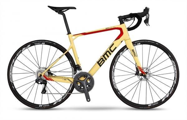 2016 BMC Granfondo GF01 Disc Ultegra Di2 Bike