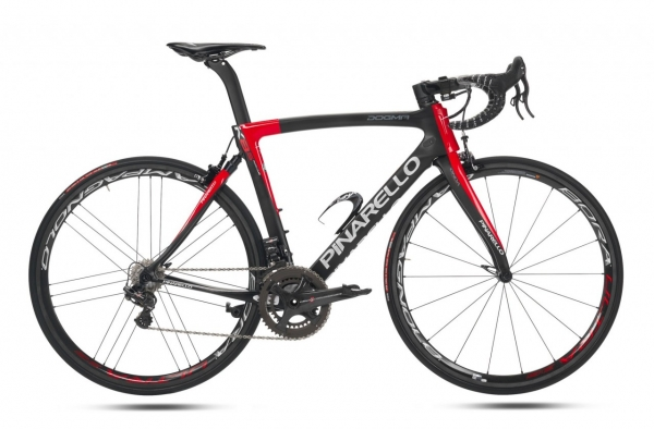 Pinarello Dogma K8-S Dura Ace Di2 Carbon Red 689 2016
