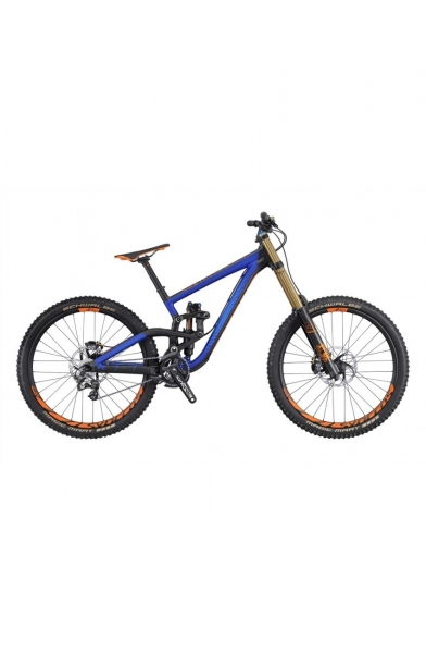 Scott Gambler 710 Bike 2016