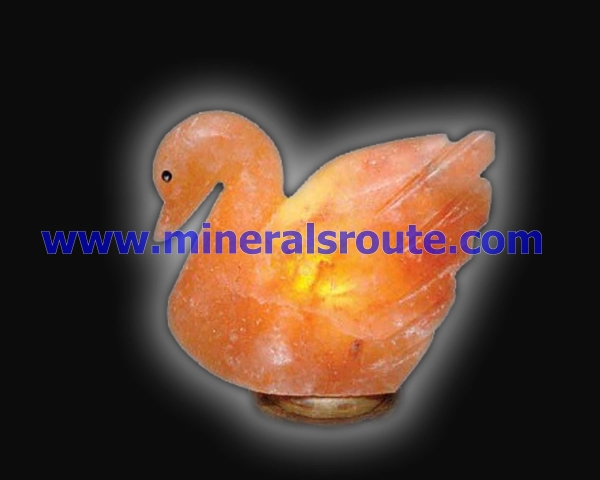 Animal Shape Salt Lamps
