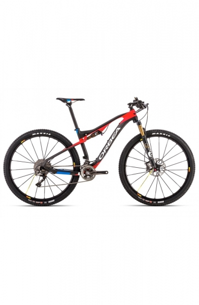 ORBEA OIZ 27 M-TEAM BIKE 2015