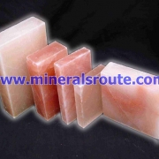 Himalayan Salt Tiles and Bricks