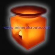 Aroma Salt Candle Oil Burner