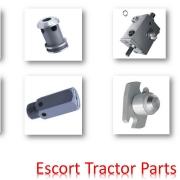 Escort Tractor Parts