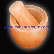 Salt Mortar and Pestle