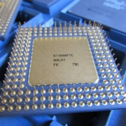 CERAMIC CPU FOR GOLD SCRAP RECOVERY