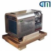 CMEP-OL oil less explosion proof refrigerant recovery machine R32