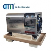 R600A CMEP-OL oil less explosion proof refrigerant recovery machine