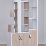 All Aluminum Living Room Furniture Entrance Cabinet