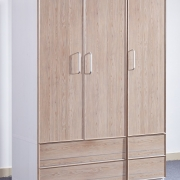 All Aluminum Bedroom Furniture Wardrobe