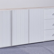 All Aluminum Living Room Cabinet Furniture Side Cabinet