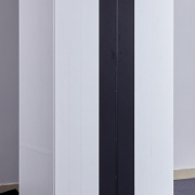 Metal Bedroom Furniture All Aluminium Armoire