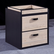 Bedroom Furniture All Aluminum Nightstands Bedside Table