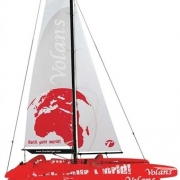 Thunder Tiger Volans Trimaran Yacht Kit TTR5548