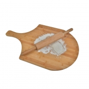 Bamboo Pizza Peel  --Homex-FSC/BSCI