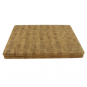 Bamboo Butcher Block/End Grain Cutting Board--Homex-FSC/BSCI