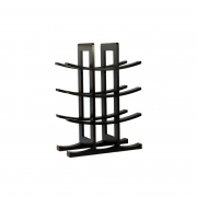 Fancy Bamboo Wine Rack From Homex-FSC/BSCI