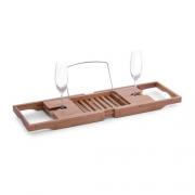 Bamboo Bathtub Caddy --Homex_FSC/BSCI