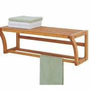 Bamboo Towel Rack From Homex_FSC/BSCI