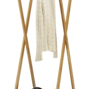 Bamboo Laundry Drying Rack From Homex