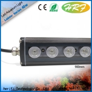 2015 Intelligent marine used led aquarium lights with remote controller