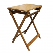 Bamboo Dining Table--Homex-FSC/BSCI