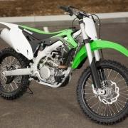 2015 Kawasaki KX450F Motorcross Dirtbike