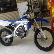 2015 Yamaha YZ 450F Motorcross Dirtbike