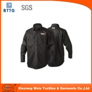china supplier waterproof EN11611, EN20471 flame retardant hi vis jacket