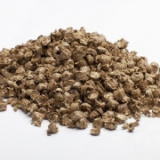 Chopped  straw pellets